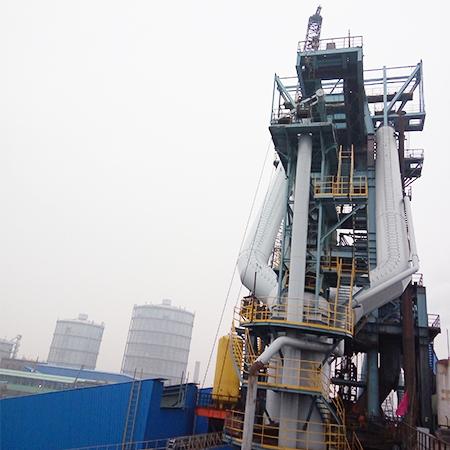 煤精一期脱硫装置油漆防腐维修合同