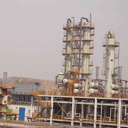 上海宝钢化工有限公司梅山分公司化工煤精区(一期、二期)设备保温油漆专业维修工程